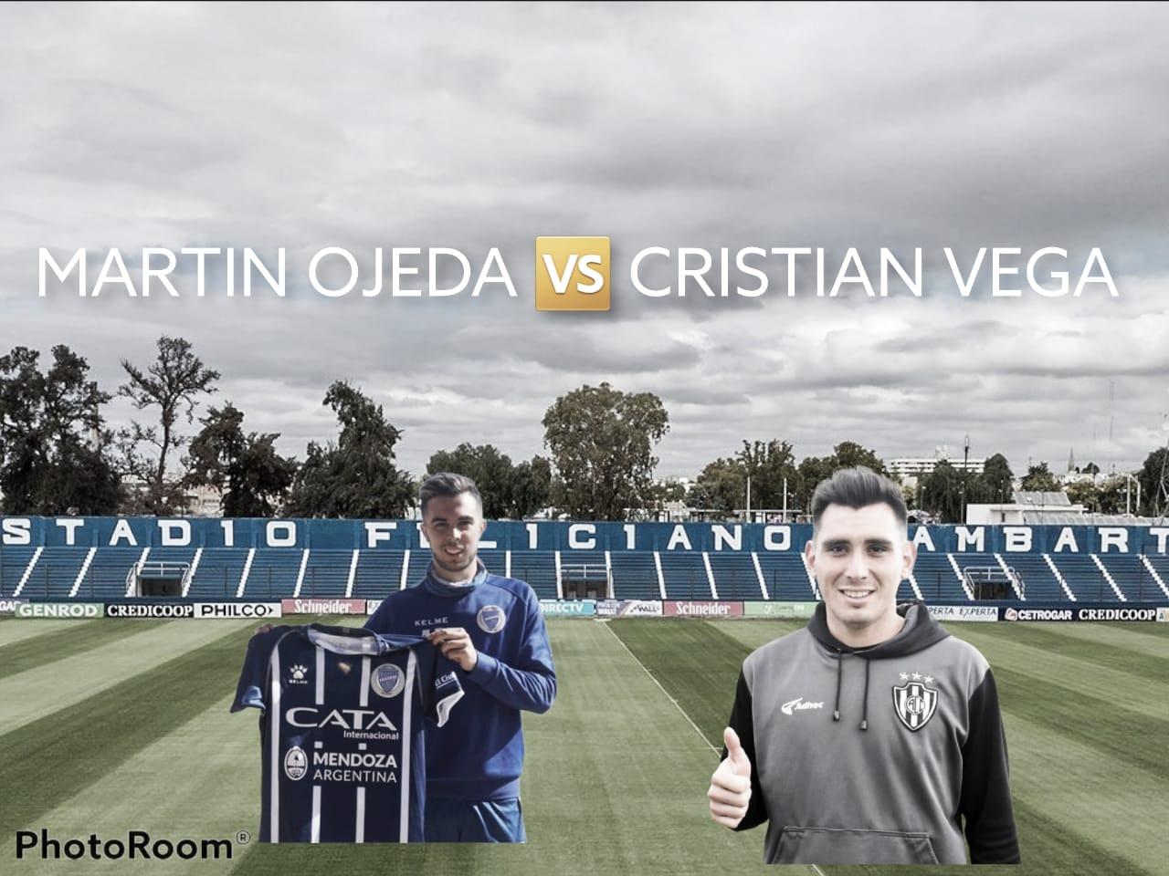 Martín Ojeda vs Cristian Vega: Puntos de campeonato