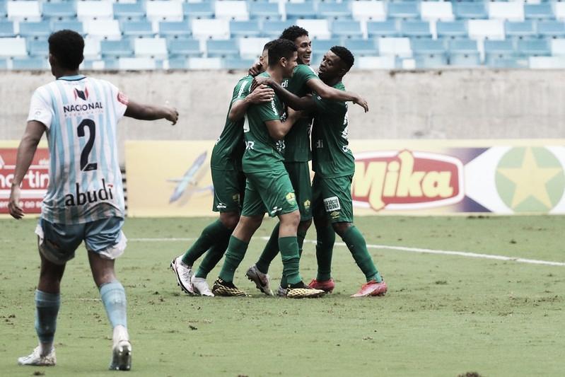 Jonatan Cafu dá assistência e marca gol em classificação do Cuiabá