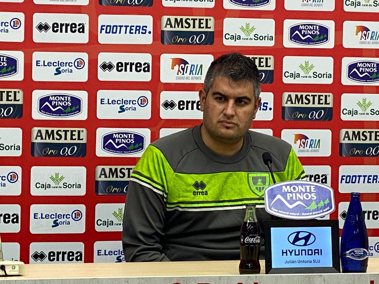"""Alex Huerta: """"Tenemos que ganar estas dos finales"""""""