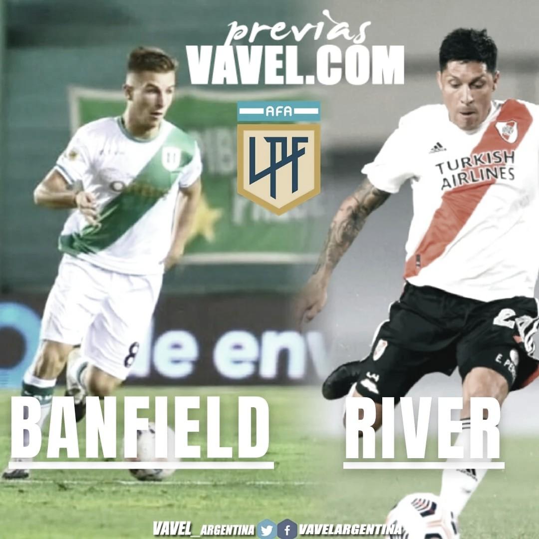 Banfield se prepara para recibir River
