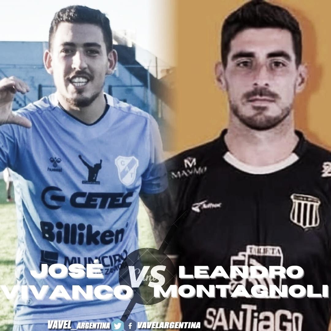 Cara a cara: José Vivanco vs. Leandro Martínez Montagnoli