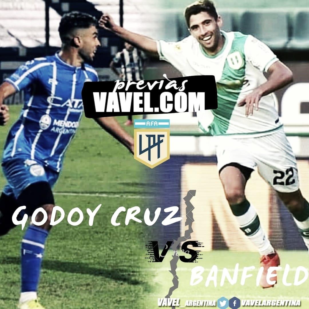 Godoy Cruz- Banfield: La última carta en juego