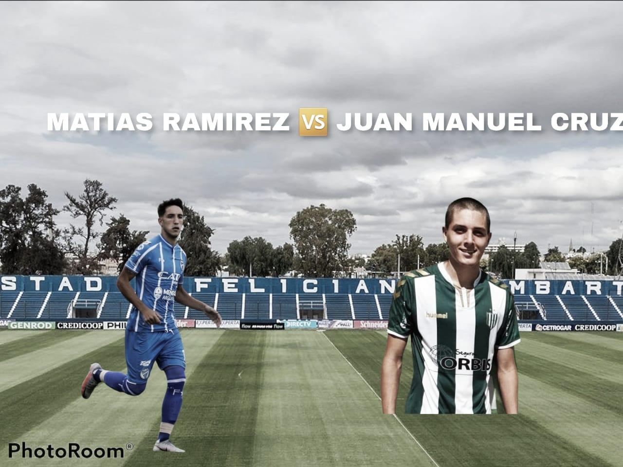 Matías Ramírez vs Juan Manuel Cruz: Por el último punto