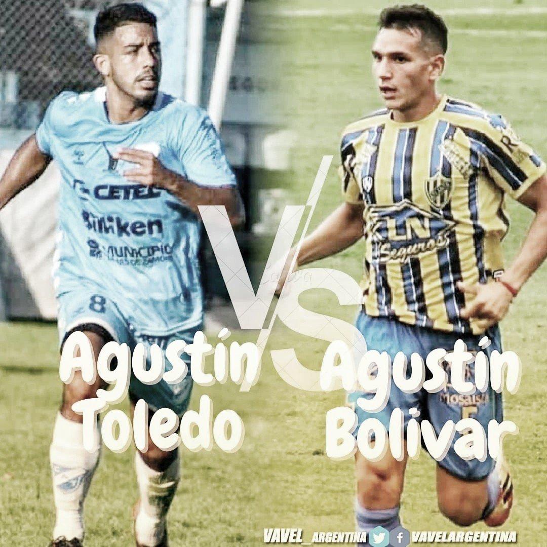 Cara a cara: Agustín Toledo vs. Agustín Bolívar