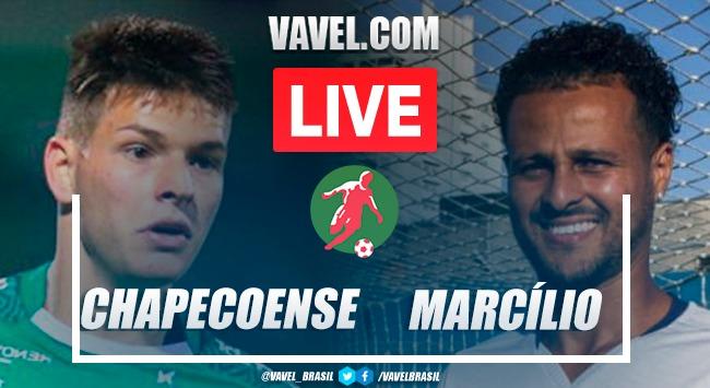 Gols e melhores momentos Chapecoense x Marcílio Dias pelo Campeonato Catarinense (1-1)