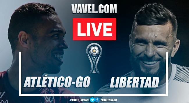 Melhores momentos Atlético-GO 0x0 Libertad pela Copa Sul-Americana