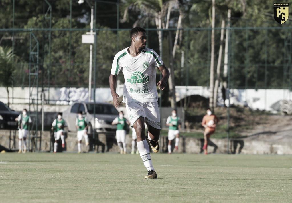 Zagueiro João Vitor traça caminhada na sequência do Sub-17 pela Chape