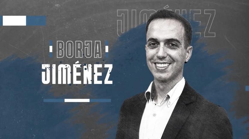Borja Jiménez, nuevo entrenador del Deportivo
