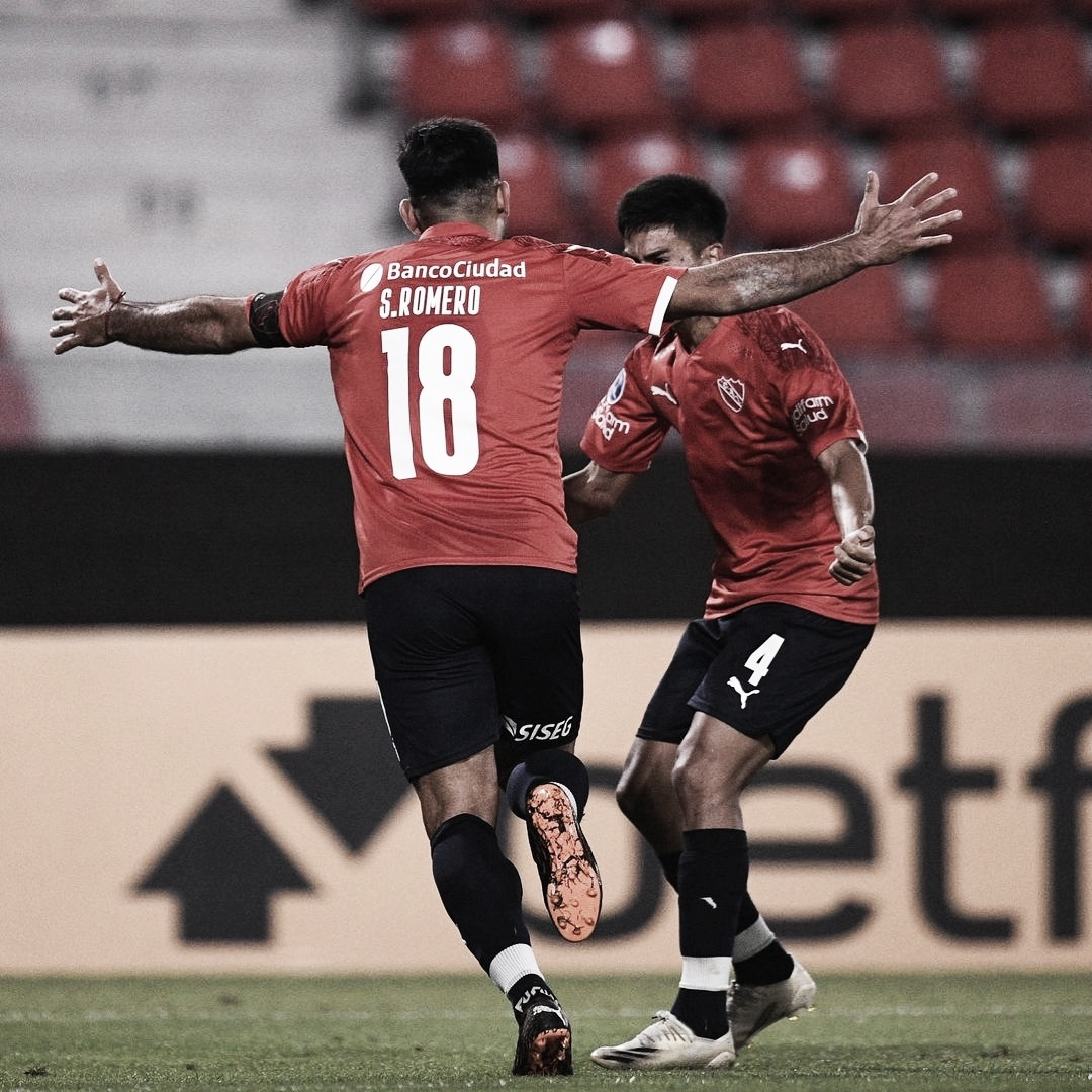 Copa Sudamericana: Independiente venció a Guabirá y espera rival en octavos de final