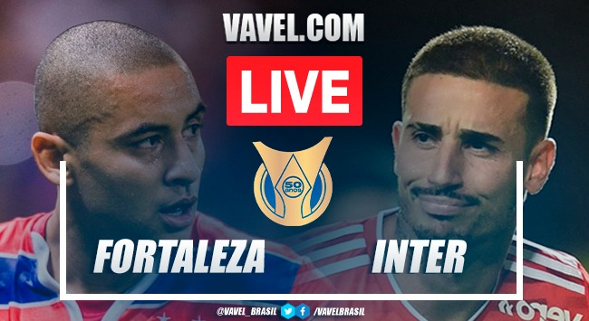 Gols e melhores momentos de Fortaleza x Inter pelo Campeonato Brasileiro (5-1)