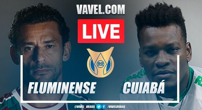 Gol e melhores momentos Fluminense x Cuiabá pelo Brasileirão 2021 (1-0)