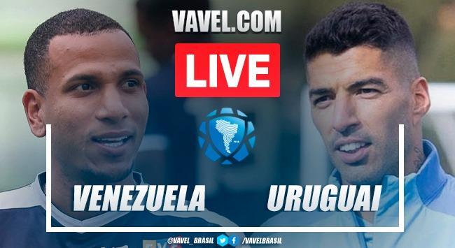Melhores Momentos de Venezuela 0 x 0 Uruguai