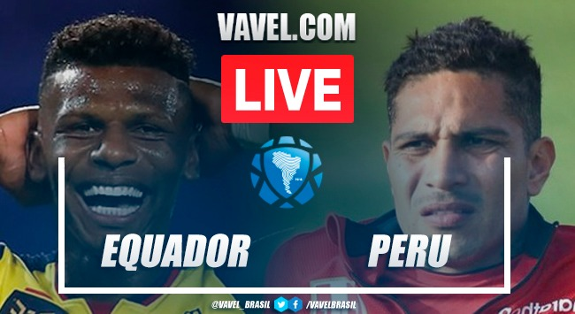 Gols e melhores momentos de Equador 1 x 2 Peru pelas Eliminatórias Sul-Americanas