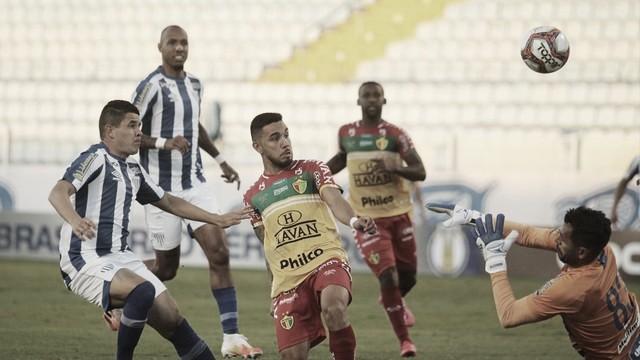 Em crise, Brusque recebe Avaí em duelo catarinense na Série B
