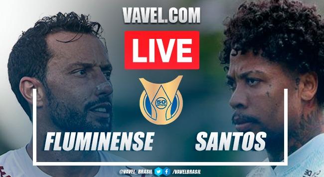 Gol e Melhores momentos de Fluminense 1-0 Santos