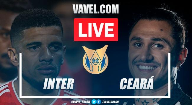 Gols e Melhores momentos de Internacional 1-1 Ceará