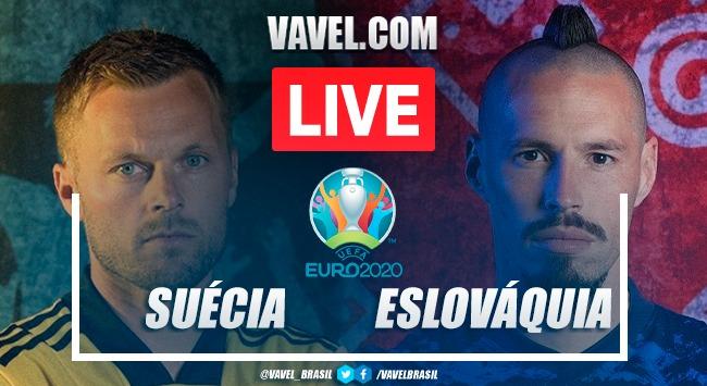 Gols e melhores momentos Suécia x Eslováquia pela Eurocopa 2020 (1-0)