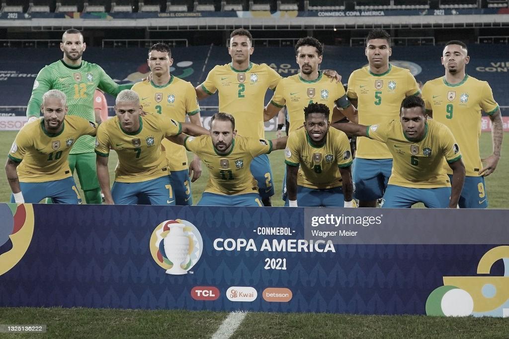 Puntuaciones en Brasil tras su victoria frente a Colombia