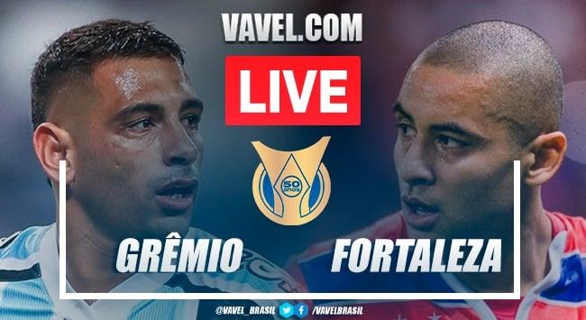 Gols e melhores momentos de Grêmio x Fortaleza pelo Campeonato Brasileiro (0-0)