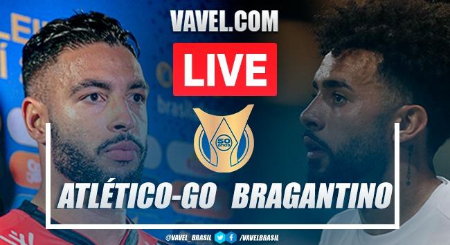 Gol e melhores momentos de Atlético-GO 0-1 Bragantino