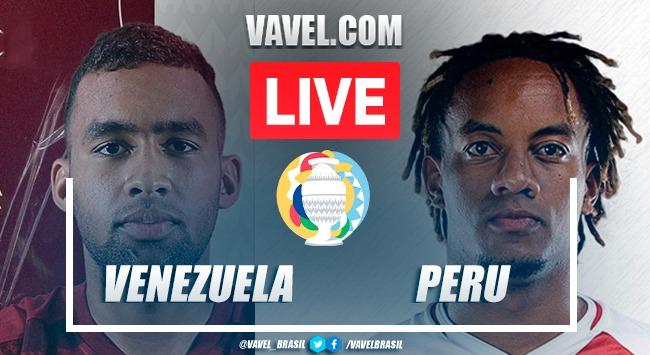 Gol e melhores momentos de Venezuela 0 x 1 Peru pela Copa América