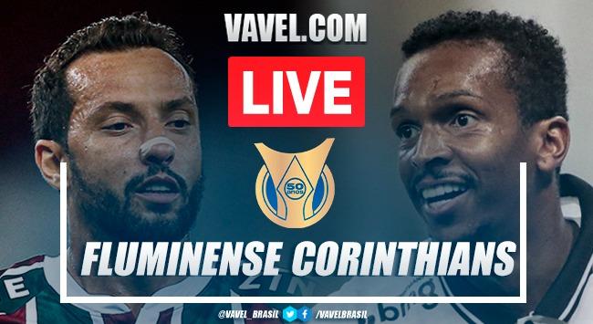 Gols e melhores momentos Fluminense x Corinthians pelo Campeonato Brasileiro 2021 (1-1)