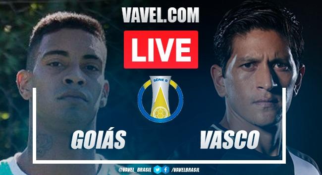 Gol e melhores momentos Goiás x Vasco pela Série B do Campeonato Brasileiro 2021 (1-0)
