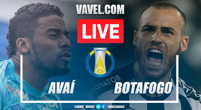 Gols e melhores momentos de Avaí x Botafogo (1-1)