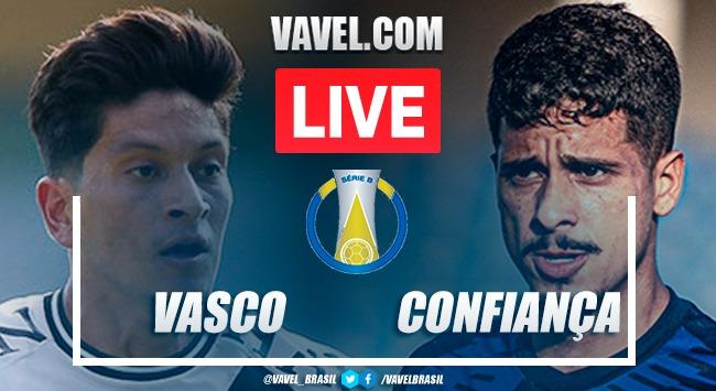 Gol e melhores momentos de Vasco x Confiança pela Série B do Campeonato Brasileiro 2021 (1-0)