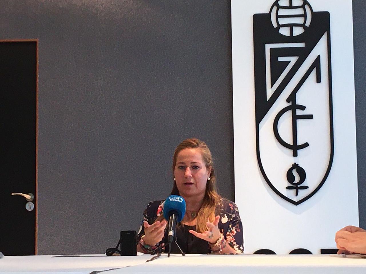 """Patricia Rodríguez: """"Tenemos limitaciones por el límite salarial"""""""