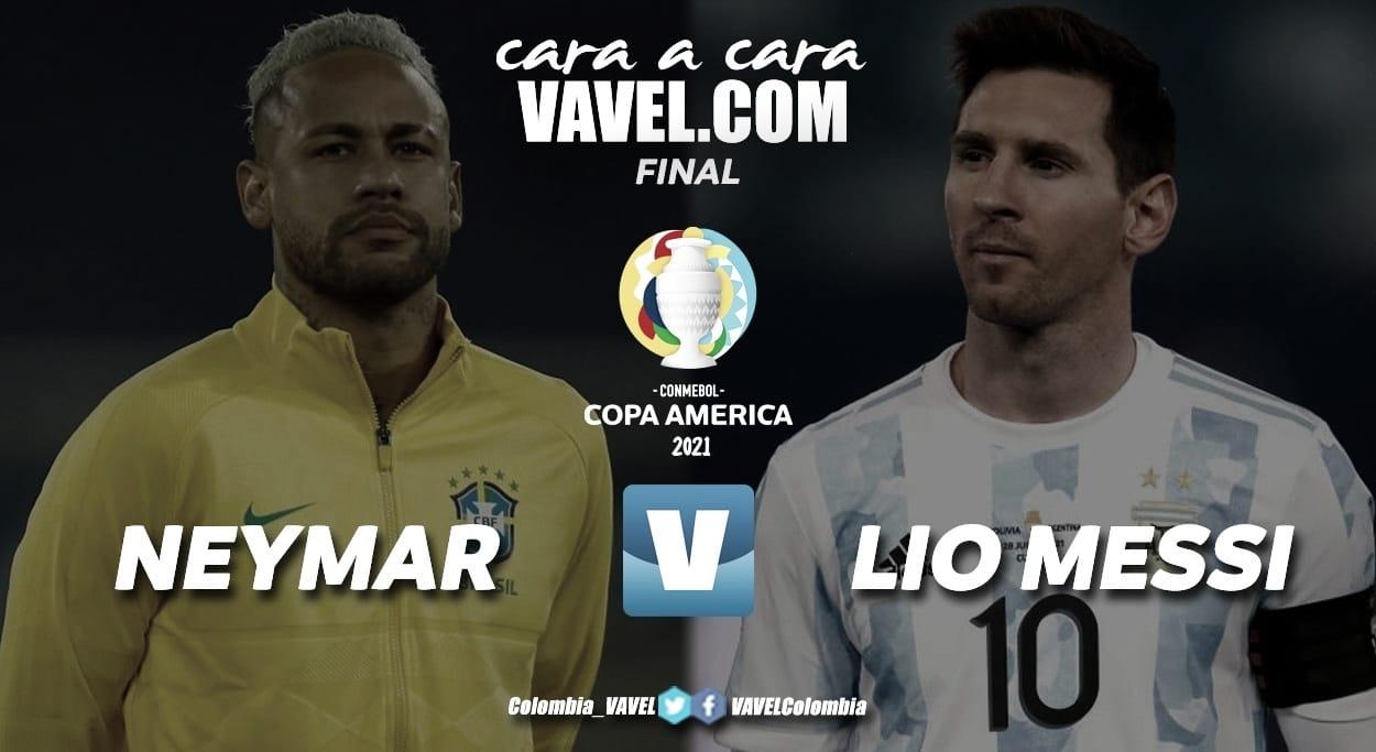 Neymar Jr. vs Lionel Messi: a por la consagración