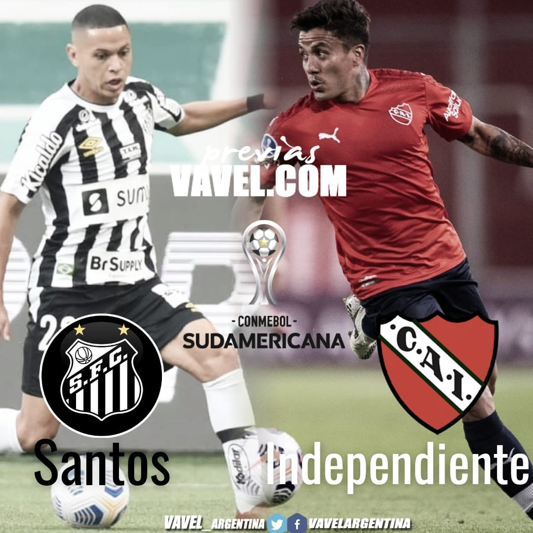 Independiente visitará a Santos en busca de arrancar la serie con el pie derecho