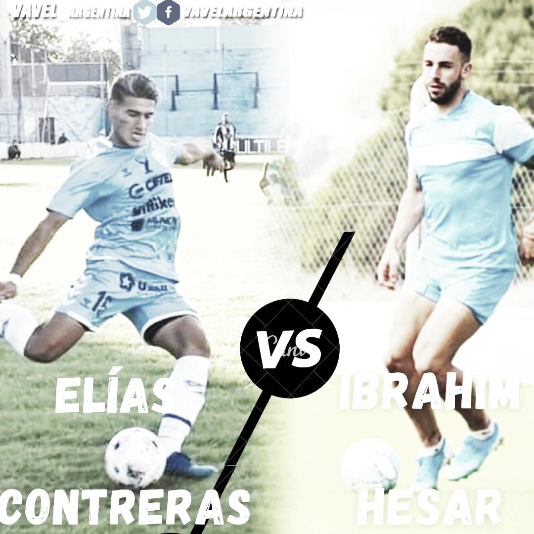Cara a cara: Elías Contreras vs. Ibrahim Hesar