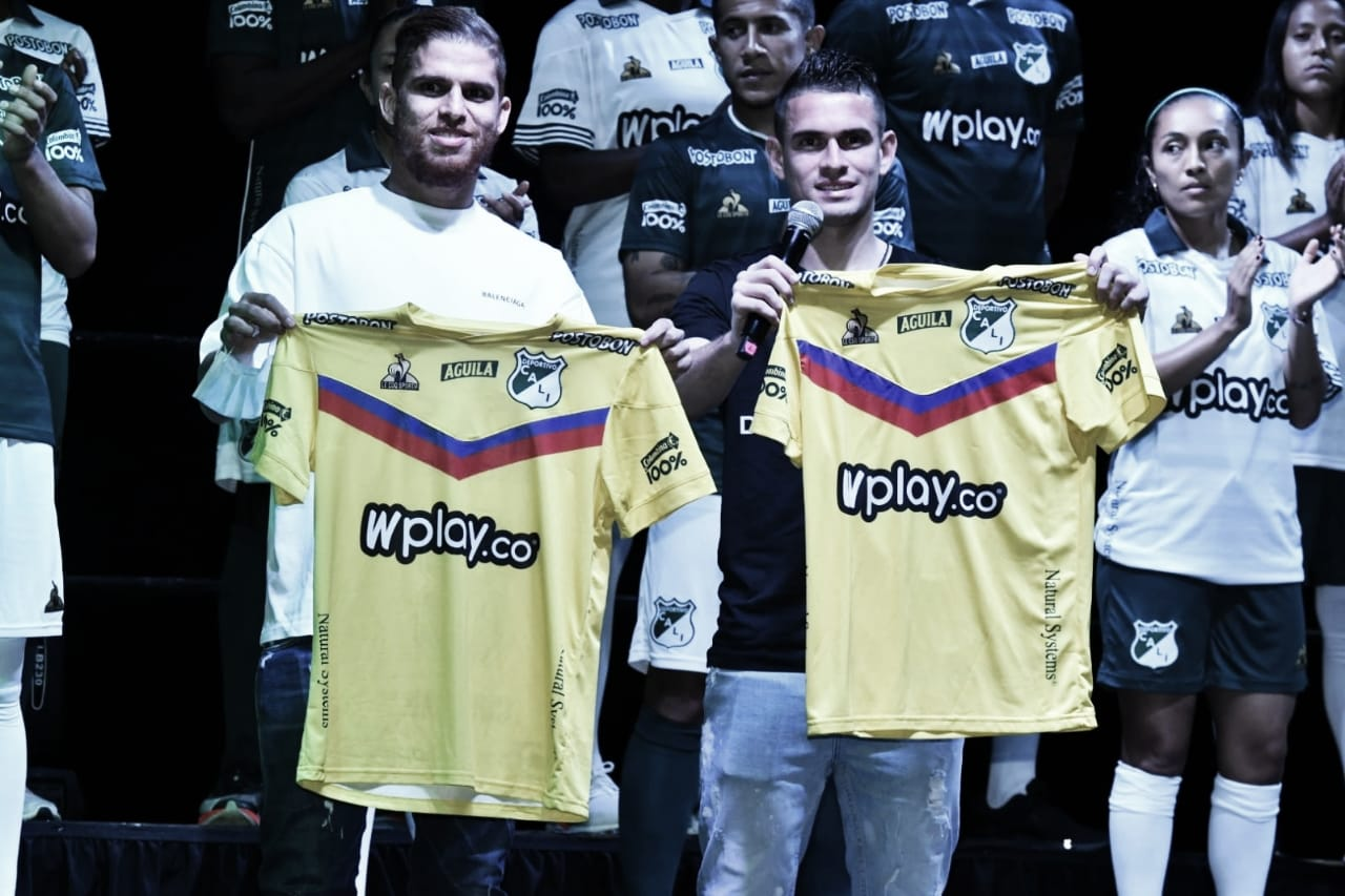 """Rafael Santos Borré: """"Siempre voy a estar agradecido con el Deportivo Cali"""""""
