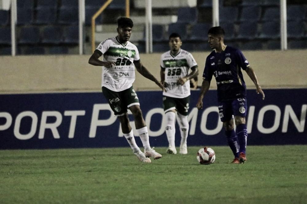 Sextou! Guarani goleia Confiança fora de casa e entra no G-4 da Série B