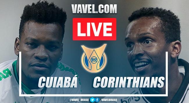 Gols e Melhores Momentos de Cuiabá x Corinthians (1-2)