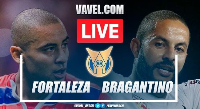 Gol e melhores momentos Fortaleza x RB Bragantino pelo Campeonato Brasileiro 2021 (1-0)