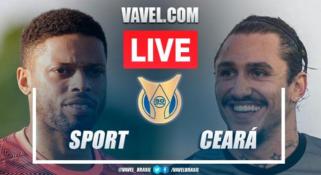 Melhores momentos para Sport 0x0 Ceará pelo Campeonato Brasileiro