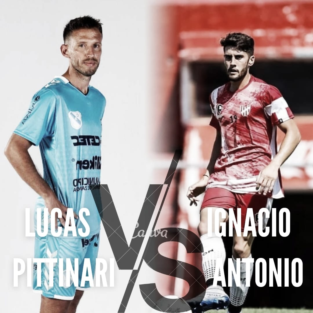 Cara a cara: Lucas Pittinari vs. Ignacio Antonio