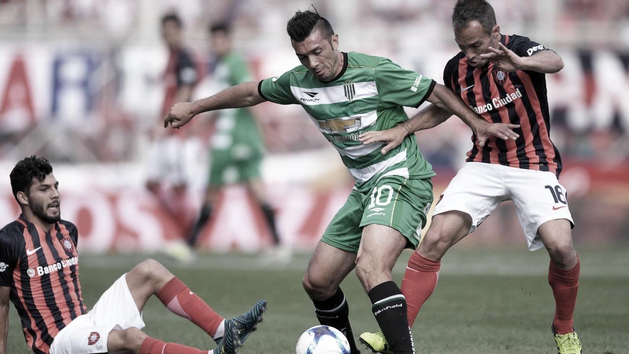 Banfield buscará el triunfo ante San Lorenzo