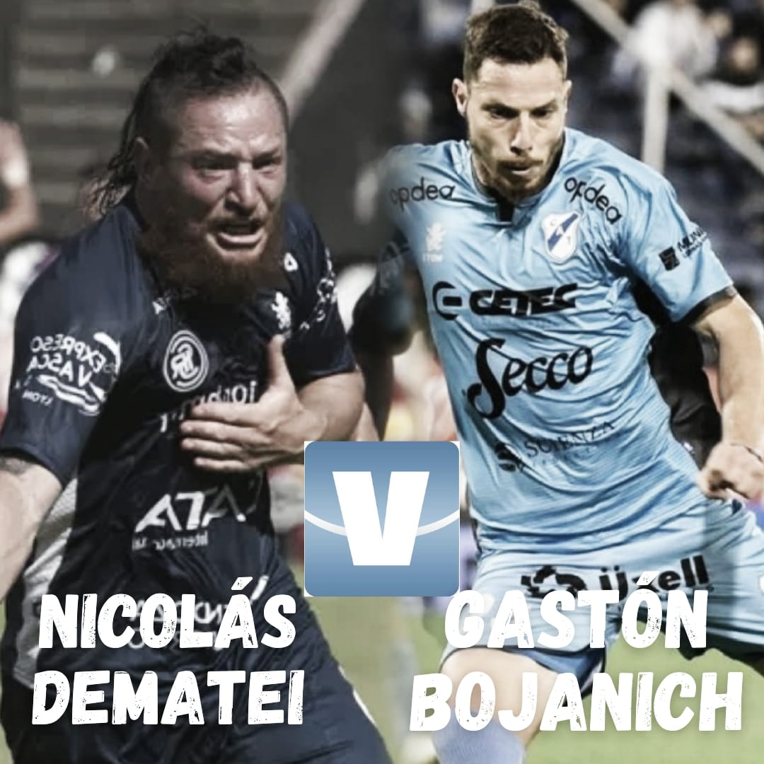 Cara a cara: Nicolás Dematei vs. Gastón Bojanich