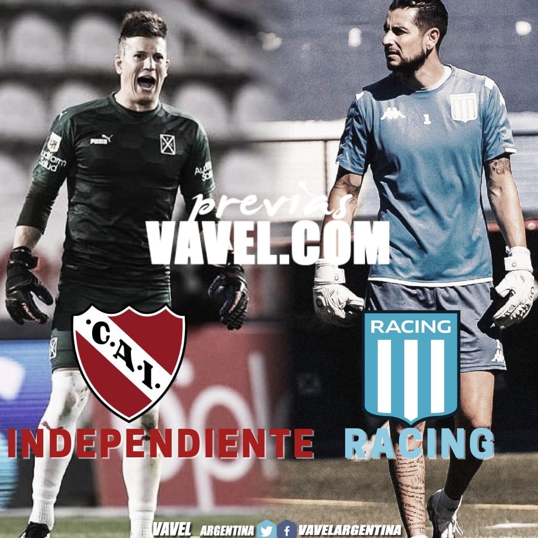 Independiente recibirá a Racing tras la eliminación por Copa Argentina