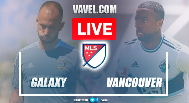 Goals and Highlights: LA Galaxy 1-1 Vancouver Whitecaps in MLS