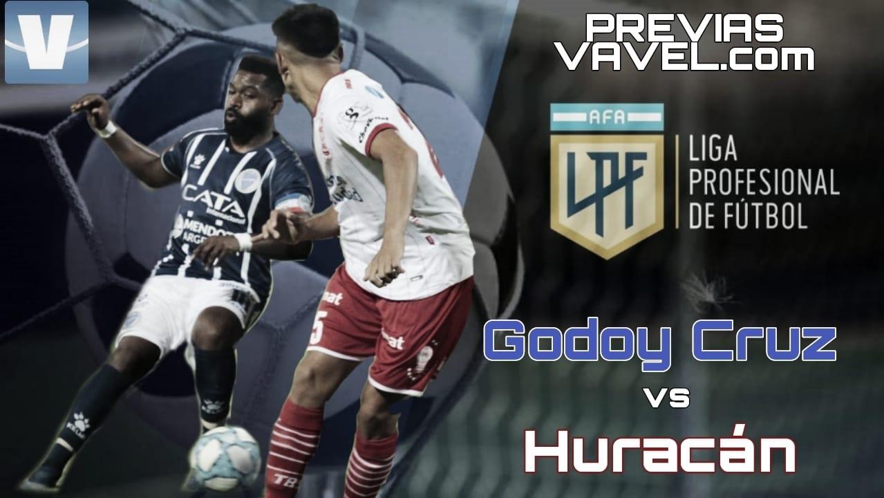 Godoy Cruz - Huracán: Por la recuperación