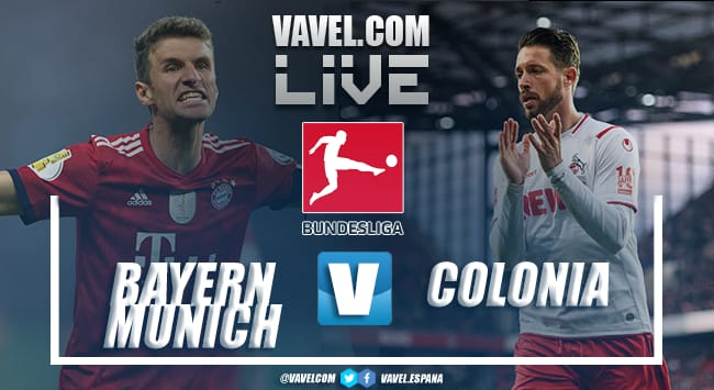 Resumen Bayern Múnich vs Colonia en Bundesliga 2021 (3-2)