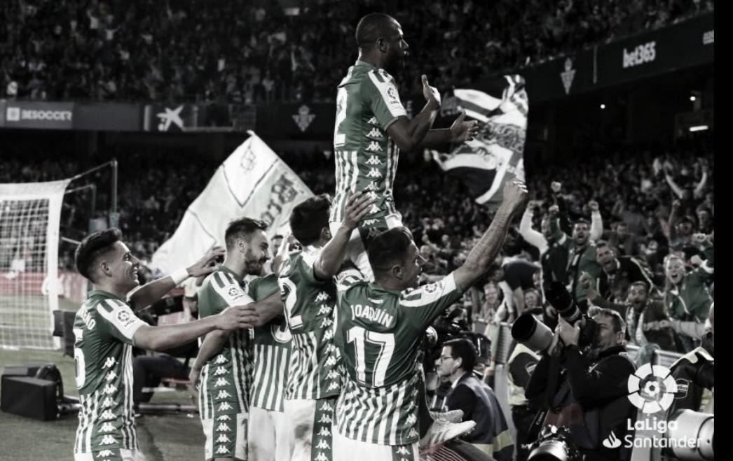 Más de 20 mil gargantas verdiblancas contra el Madrid