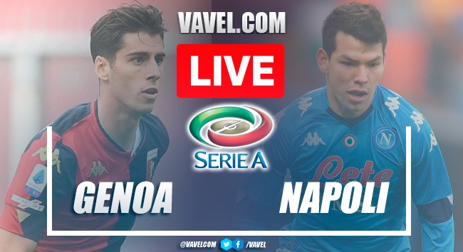 Goals and Highlights: Genoa 1-2 Napoli in Serie A
