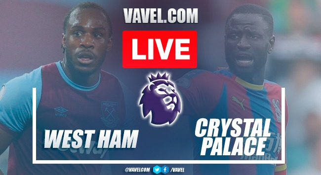 Goal and Highlights: West Ham 2-2 Crystal Palace in Premier League