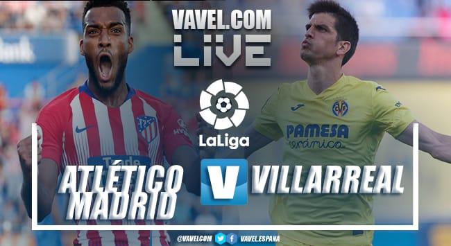 Resumen Atlético de Madrid vs Villarreal en LaLiga 2021 (2-2)