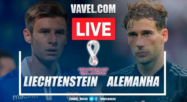 Gols e melhores momentos para Liechtenstein 0x2 Alemanha pelas Eliminatórias da Copa do Mundo